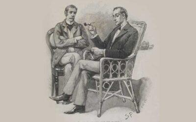 1893 The Strand Magazine (Featuring Sherlock Holmes)
