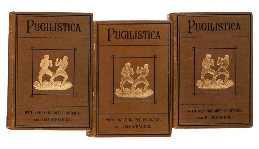 Yo, Rocky! Sylvester Stallone's Collection of Rare Antique Boxing Books