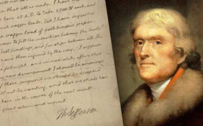 Thomas Jefferson: America's Most Extraordinary Antique Book Collector