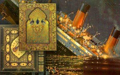 Lost on Titanic: The Legendary Jeweled Rubaiyat of Omar Khayyam
