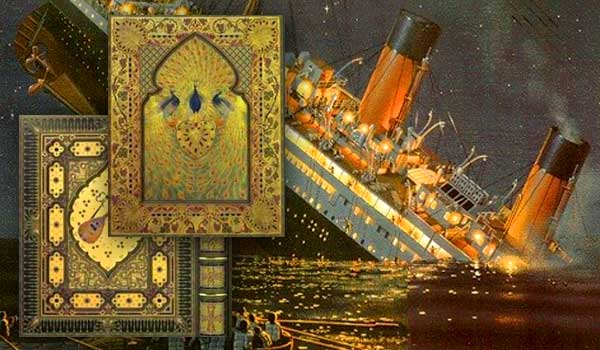 Lost on Titanic: The Legendary Jeweled Rubaiyat of Omar Khayyam