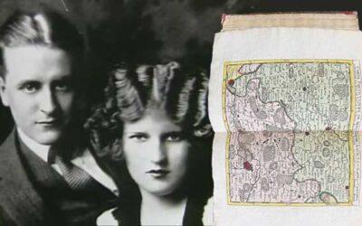 Zelda Fitzgerald's Gal-Pal Meets an 18th Century Dutch Atlas