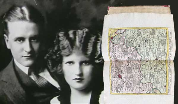 Zelda Fitzgerald's Gal-Pal Meets an 18th Century Dutch Atlas