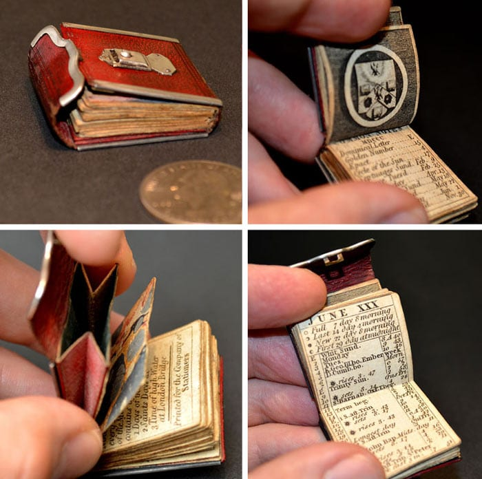 19th Century Miniature Book