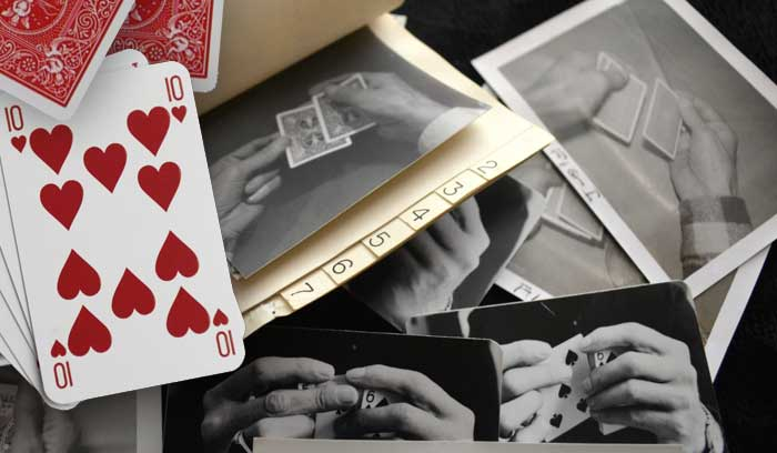 Collector's Dream: The Card Magic / Gambling Routine Manuscripts of Ed Marlo