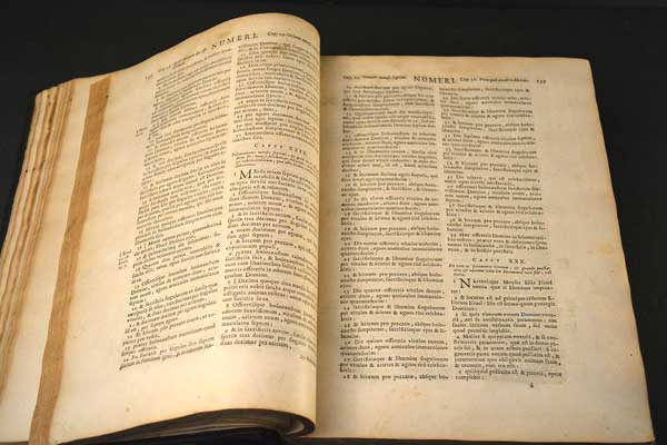 How to find the value of your antique Bibles