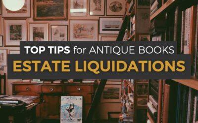 Blog | Regency Antique Books