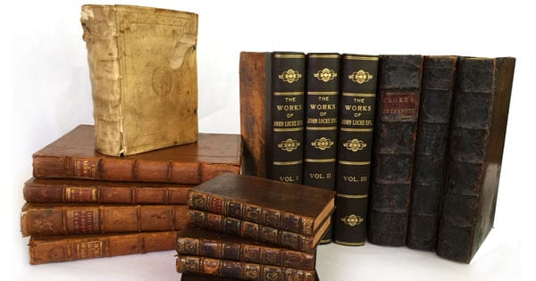 Antique Book Auction, June 2019