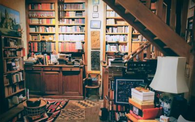 The #1 Reason Why Many Antique Book Collectors Sell Their Libraries