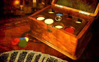 Antique Gambling Books & Card Cheating