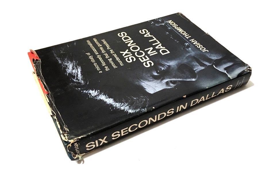 Rare Book on JFK Assassination