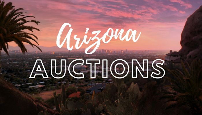 Arizona Auction for Rare Books